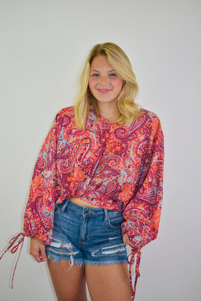 The One For Me Top - Lula and Mae Boutique