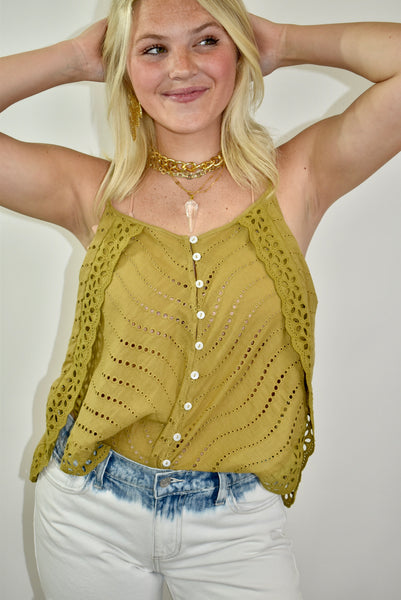 Nature Walk Top - Lula and Mae Boutique