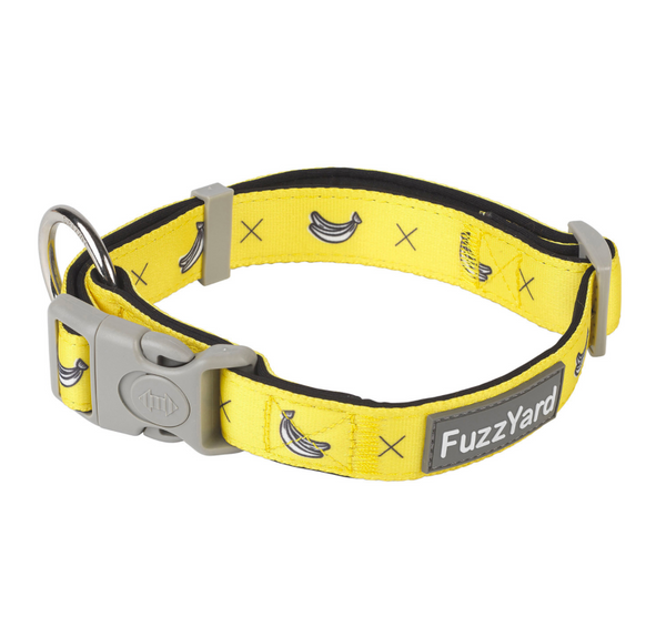 FUZZYARD | MONKEY MANIA DOG COLLAR