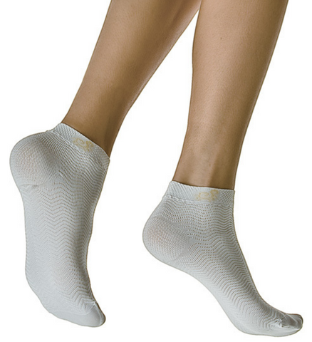 Solidea Active Massage Compression Ankle Socks