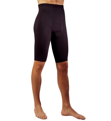Active Massage Men's Compression Bike Short - Solidea Medical