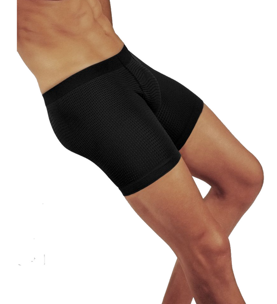 Active Massage Men's Compression Boxer Brief - Solidea Medical