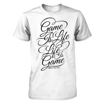 Game Is Life, Life Is Game - Men's T Shirt