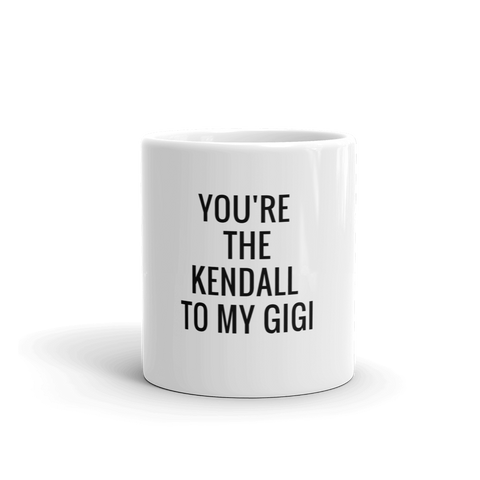 Kendall to My Gigi Mug - Jac and Lane