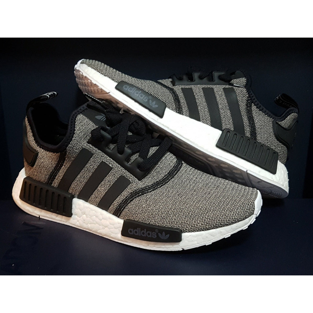 Adidas NMD Runner R1 W BY3058 Clear Light Onix Vapor Pink Gray