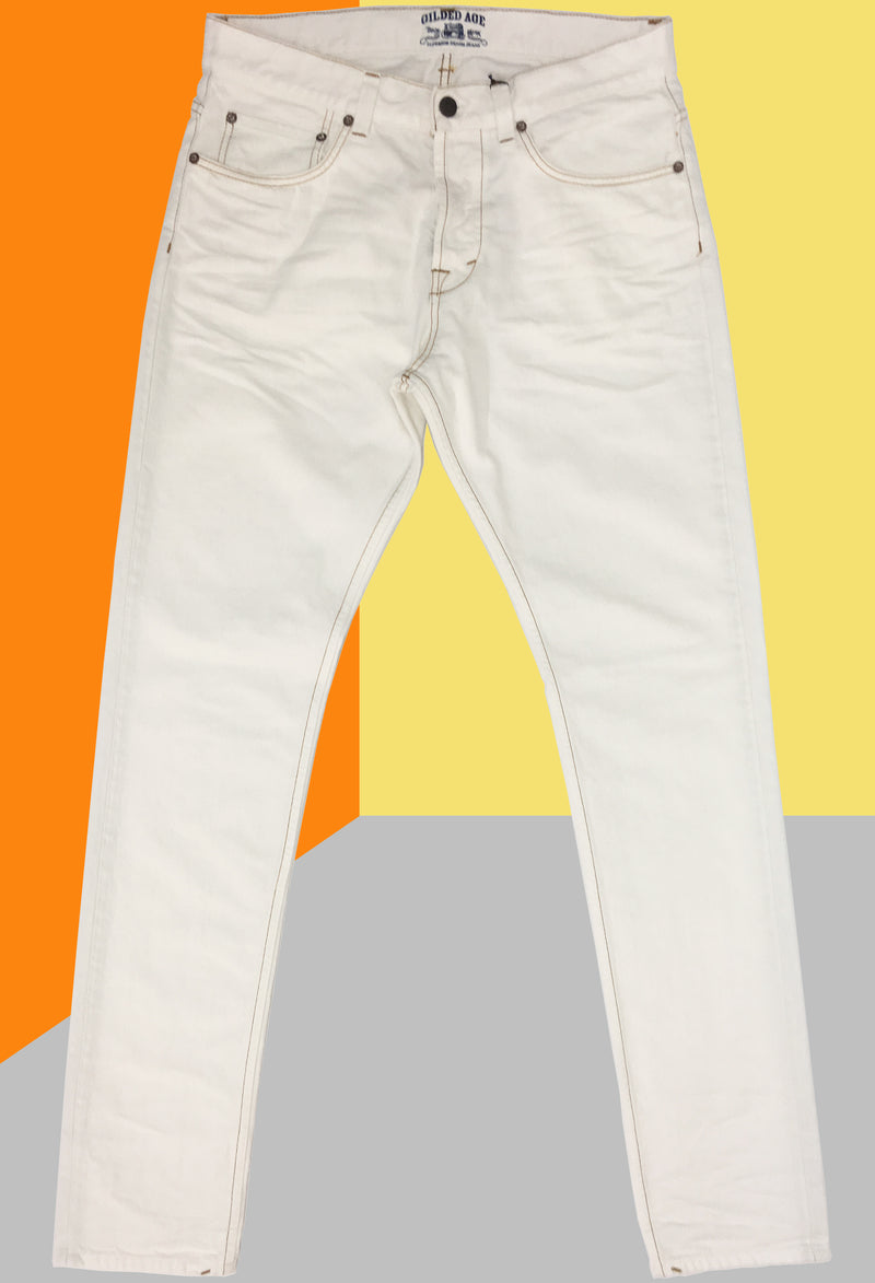 1025 Morrison Jean Natural White Denim