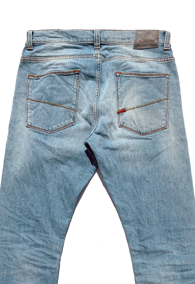 1025 Morrison Jean Faded Light Wash