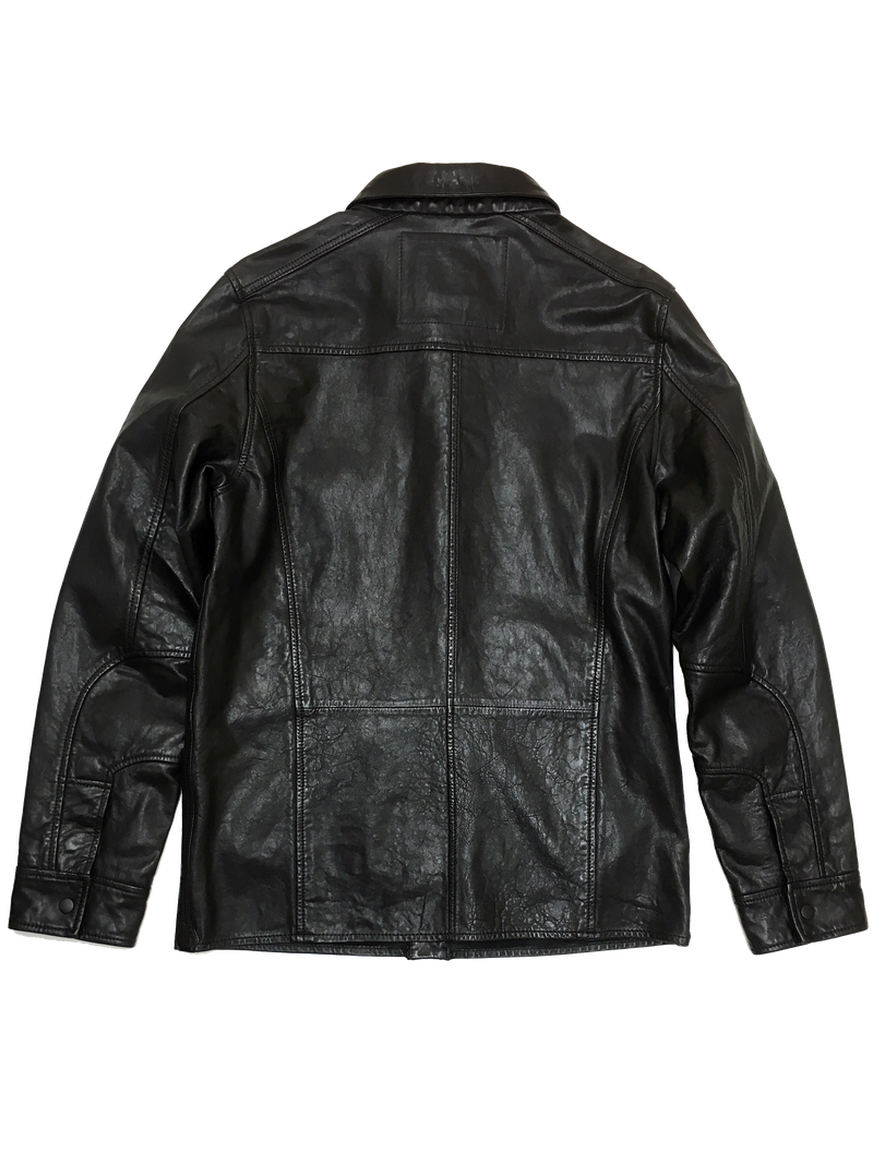 Marlboro Leather Jacket 4205