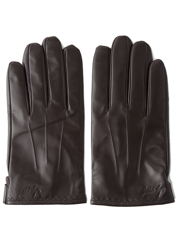 7152 Frost Leather Brown Gloves