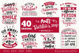 Valentine Mega Bundle SVG bundle 265 designs