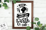 Make Every Day Earth Day SVG File