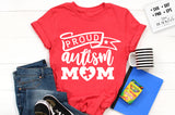Proud autism mom SVG