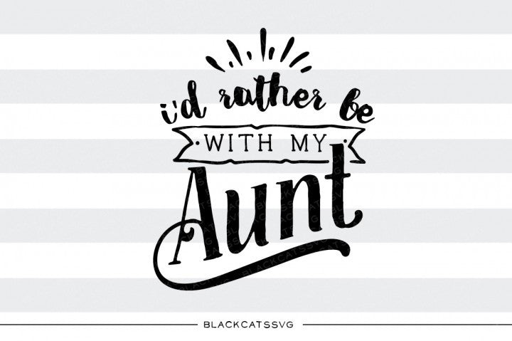 Aunt SVG file Cutting File Clipart in Svg, Eps, Dxf, Png
