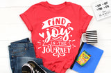 Find joy in the journey svg