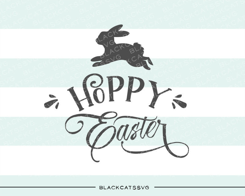 54a73bd8770e2 Happy Easter SVG Hoppy Easter bunny svg file Cutting File Clipart in Svg,  Eps, Dxf, Png for Cricut & Silhouette