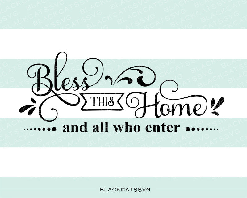 Blessed Svg File Cutting File Clipart In Svg Eps Dxf