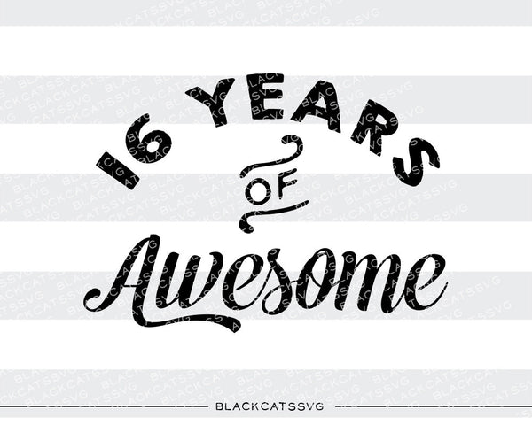 16 Years Of Awesome Svg File Cutting File Clipart In Svg