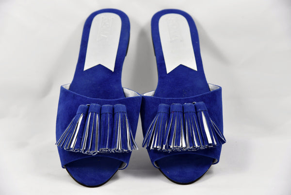 Tassle Topped Sandals - SOMA Footwear