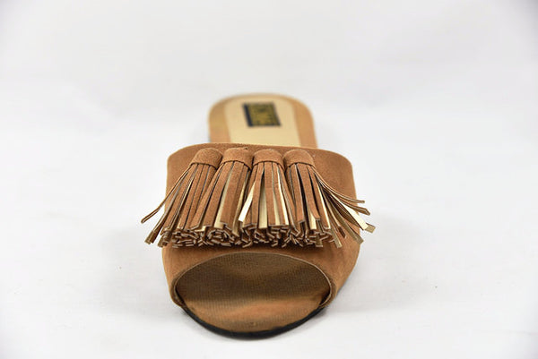 Fringe Sandals - Fringe sandals - Fringe shoes