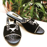 Kitten Slides - SOMA Footwear