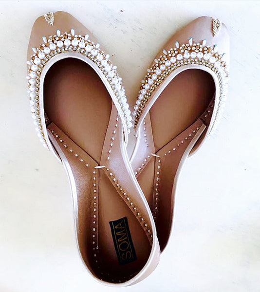 Beaded & Embellished Flats - SOMA Footwear