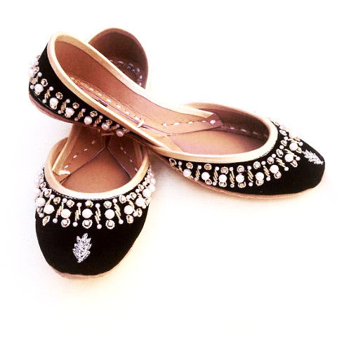 Beaded Flats - SOMA Footwear