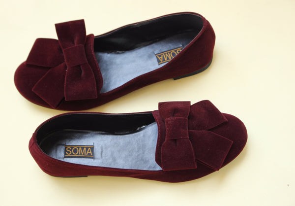 Delicious Red Velvet - SOMA Footwear