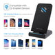 Beam 2 QI Certified 7.5W & 10W Fast Wireless Charger