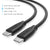 SKYVIK 1.5m USB 2.0 Type C to C Cable with Power Delivery Upto 60W