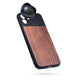 SKYVIK SIGNI One Wooden Mobile Lens case (iPhone 11)