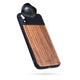 SKYVIK SIGNI One Wooden Mobile Lens case (iPhone XR)