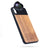 SKYVIK SIGNI One Wooden Mobile Lens case (iPhone XS MAX)