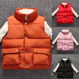 Winter Soft Warm Coat Jacket Snowsuit - SimplyBaby.co - Outdoor Funny baby clothes