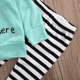It's 5am Somewhere 2-Piece Set - SimplyBaby.co - 2-Piece Funny baby clothes
