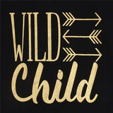 Wild Child Onesie - SimplyBaby.co - Onesie Funny baby clothes