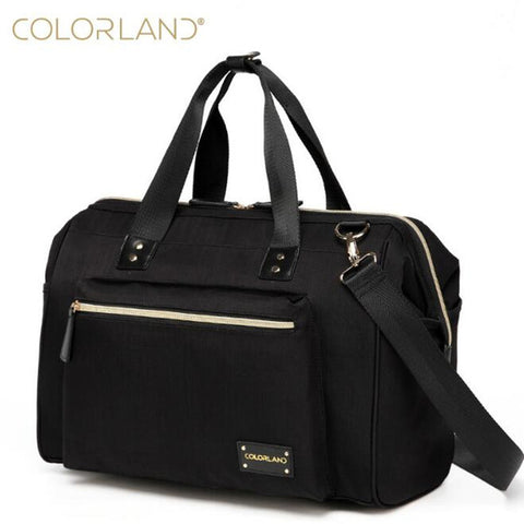 Colorland Sleek Diaper Bag - SimplyBaby.co - Diaper Bag Funny baby clothes