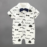 Assorted Handsome Infant Suit - SimplyBaby.co - Clothing Set Funny baby clothes