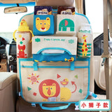 Waterproof Seat Storage Bag Universal Cartoon Baby Stroller Bag Organizer Infant Car Hanging Basket Storage Stroller Accessories - SimplyBaby.co -  Funny baby clothes