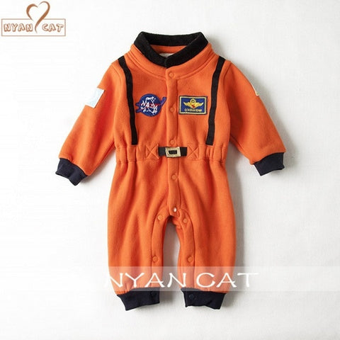 Baby Boys Astronaut Costume - SimplyBaby.co - Clothing Set Funny baby clothes