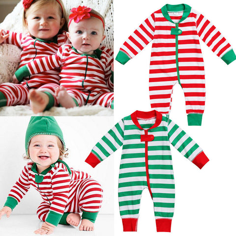 Christmas baby girl clothes romper kid - SimplyBaby.co -  Funny baby clothes