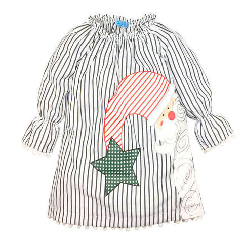 Santa Dress - SimplyBaby.co - Cute & Affordable Clothing For The Whole Family!