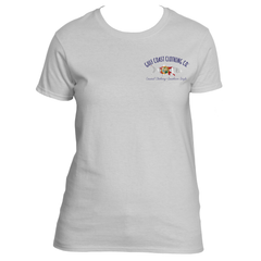 Gulf Coast Clothing Co. Ladies Florida Coastal Tee