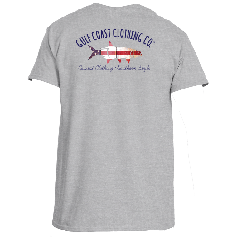 Gulf Coast Clothing Co. American Tarpon Tee