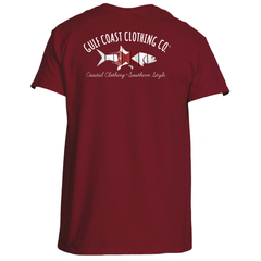 Gulf Coast Clothing Co. States Collection Alabama Gulf Coast Tee