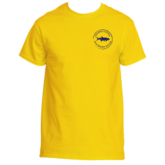 Gulf Coast Clothing Co. Authentic Gulf Coast Gold Tee
