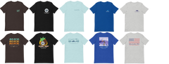 SAVE $61, ONLY $279--LIMITED TIME ONLY---ALL FL T-Shirt 10 Pack (Discount Shown In Cart)