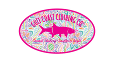 Gulf Coast Clothing Co. Coastal Floral Tee