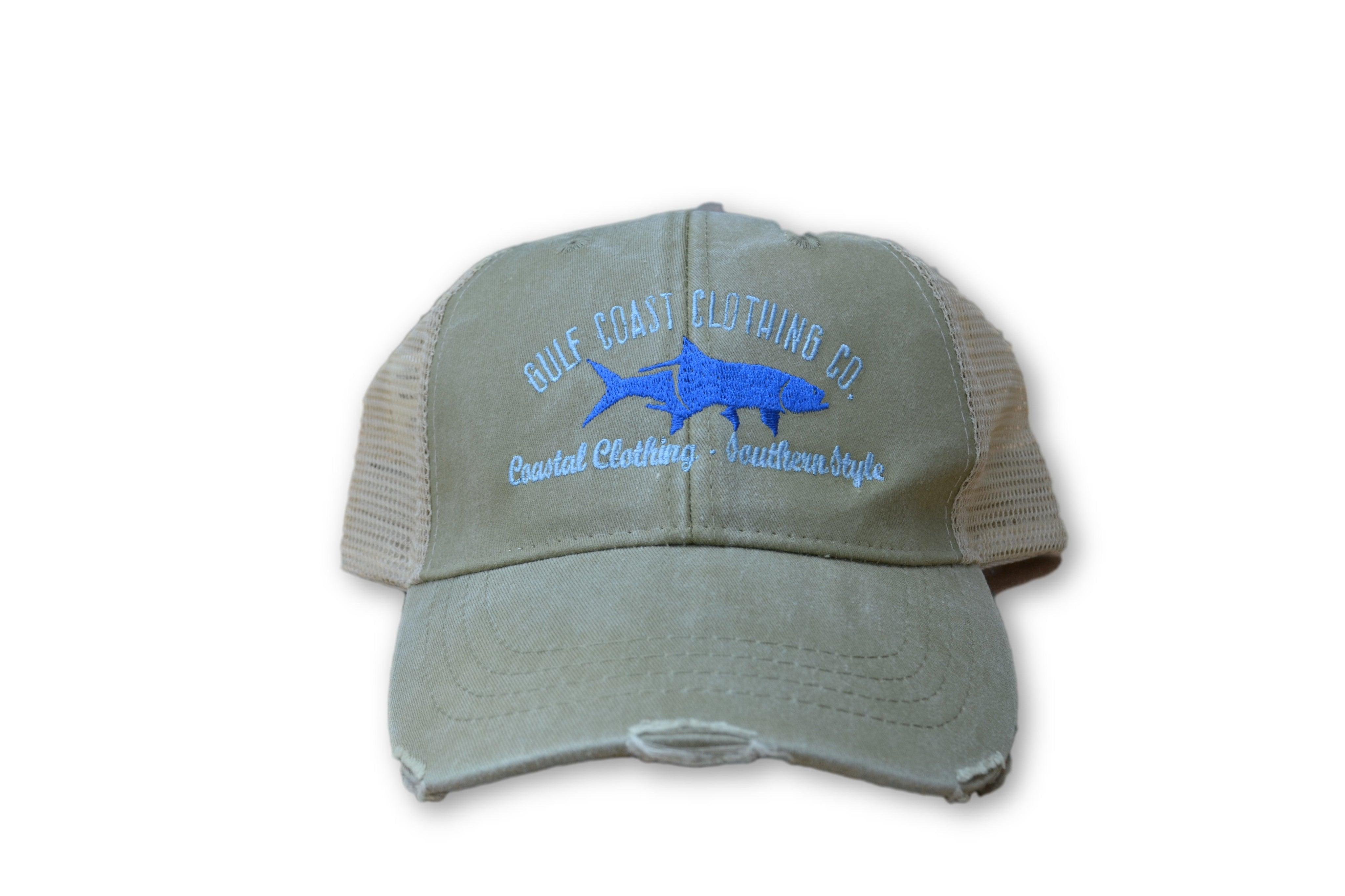 Gulf Coast Coastal Chill Hat