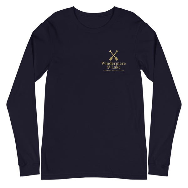Windermere & Lake Long Sleeve Tee
