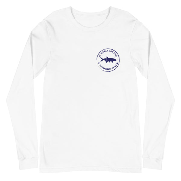 Gulf Coast Clothing Co. Mainsail Long Sleeve Tee